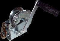 Лебедка ручная барабанная 0,5т 10м ручная TOR LHW-1200.