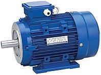 1,1кВт-3000об/мин АИР71В2 электродвигатель