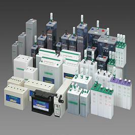 Промышленные аккумуляторные батареи