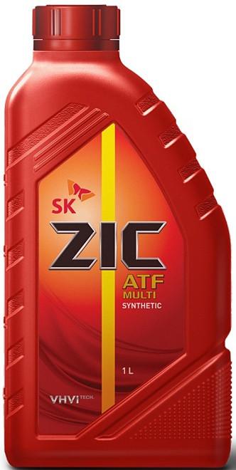 Трансмиссионное масло ZIC ATF MULTI LF для АКПП 1L