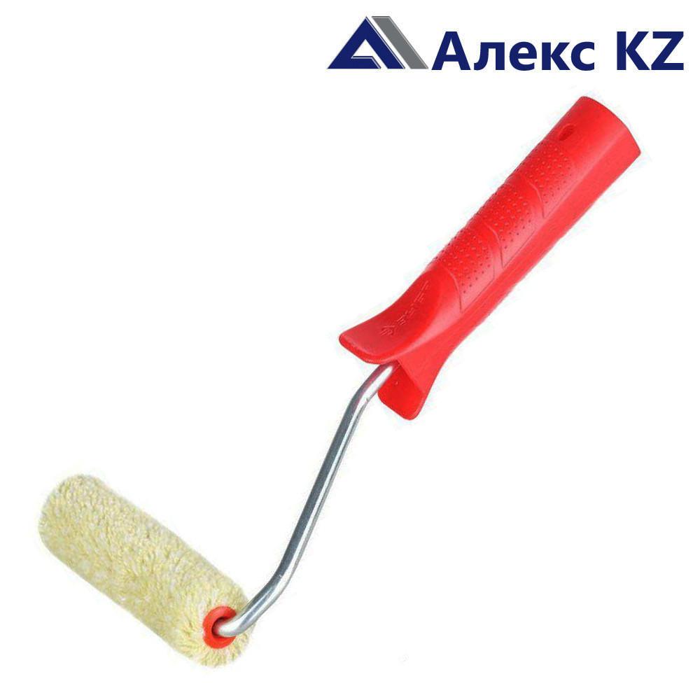 "Валик-мини ЗУБР ""Мастер- Синтекс"" полиакрил 12 мм., ручка 6 мм., d15/70 мм."