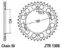 Звезда задняя JT 1306.40