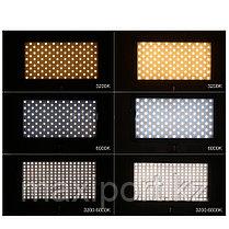 Накамерный прожектор Professional Video Light LED-228, фото 3