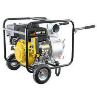 Бензиновая мотопомпа для грязной воды MPD-100 HUTER (100/100)