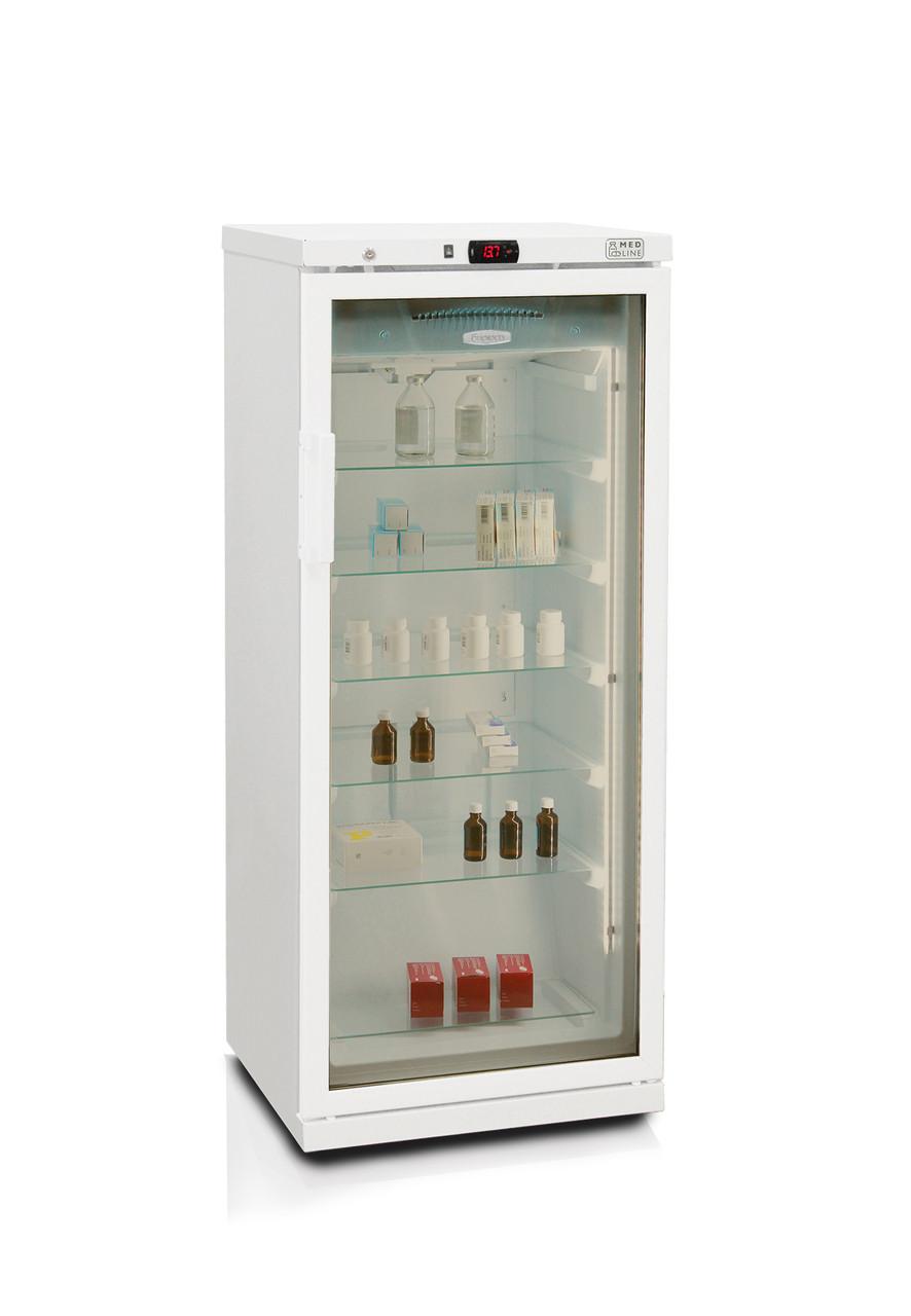 Фармацевтический шкаф Бирюса-250 S-G