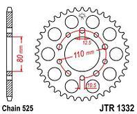 Звезда задняя JTR 1332.43