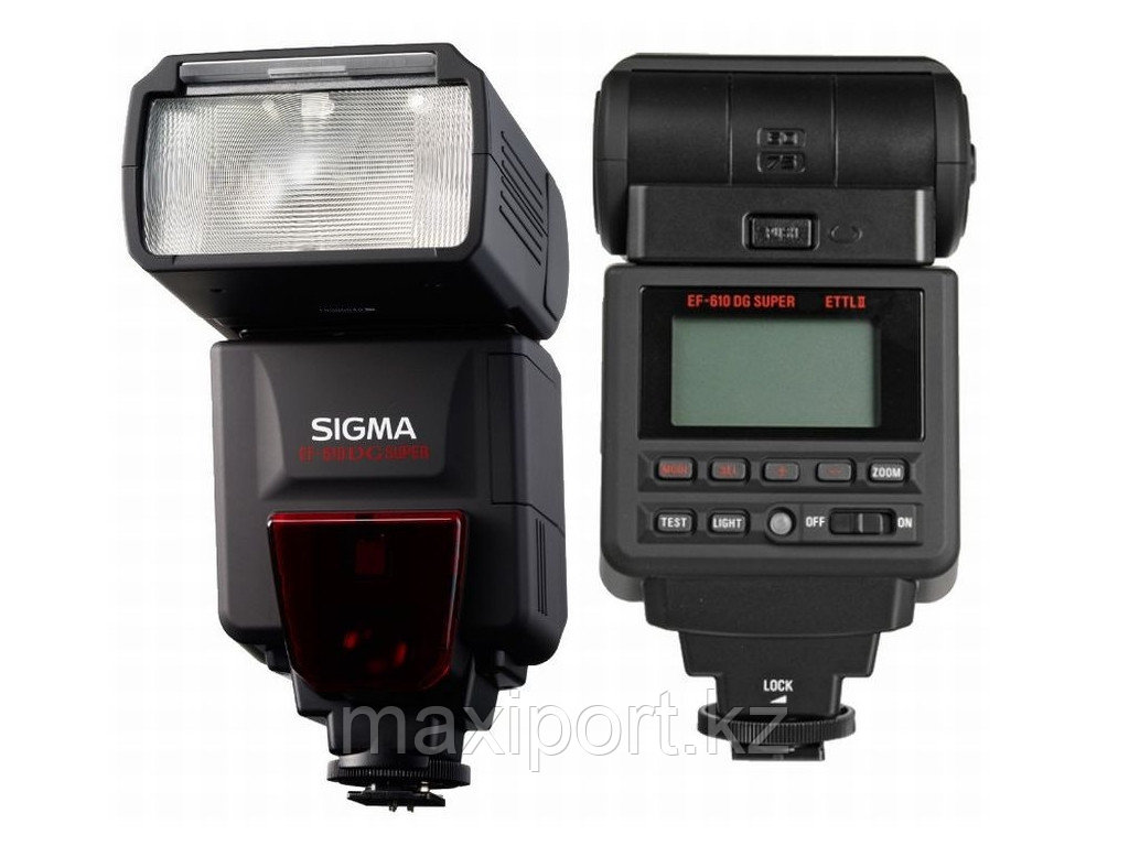 Вспышка Sigma 610 DG ST ETTL II (canon)