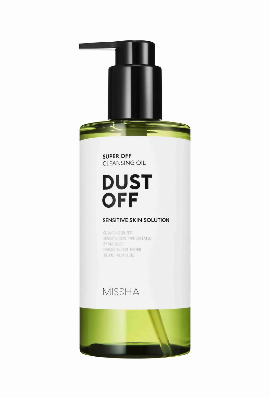 Очищающее масло для лица MISSHA Super Off Cleansing Oil (Dust Off)