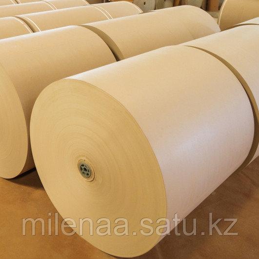 Бумага Оберточная  Бурая для Мебельных компаний