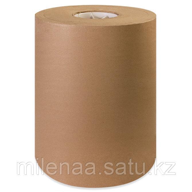 Крафт бумага 125 грамм, ширина 105