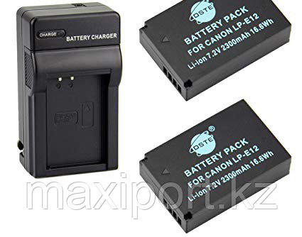 Зарядка canon lp-e12 LP-E12