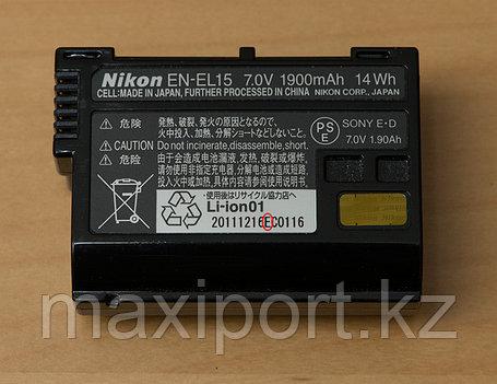 Зарядка nikon en-el15 EN-EL15, фото 2