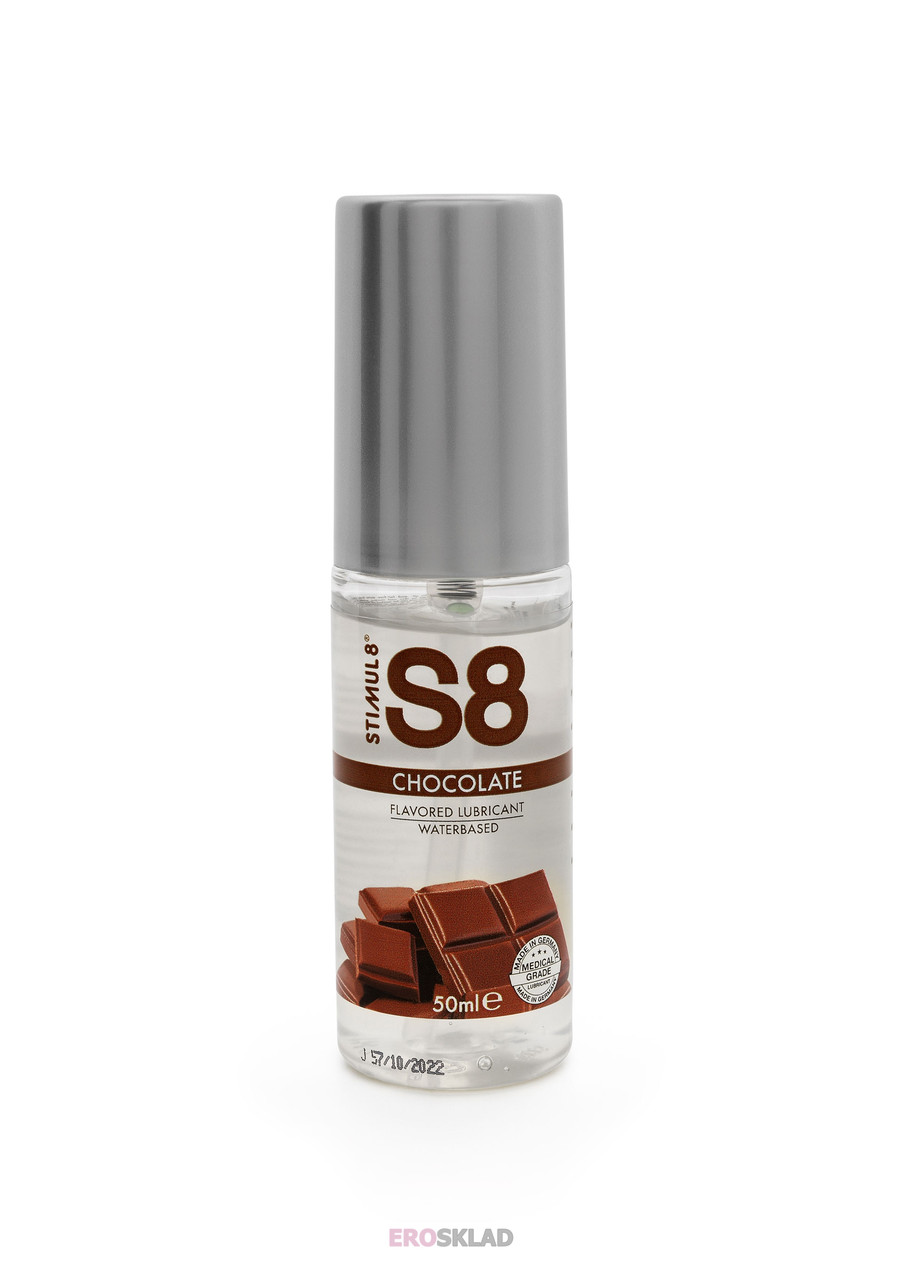 "Вкусовой лубрикант от ""Stimul8"", шоколад, 50 мл, Германия"