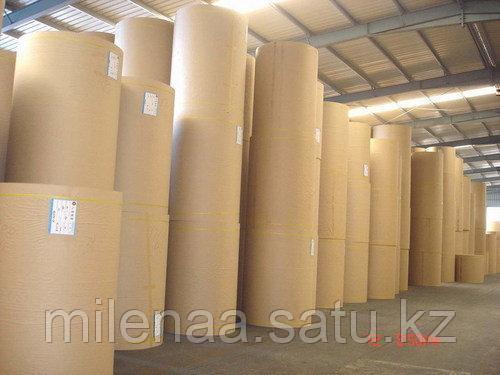 Крафт Бумага Плотностью  78, 80,100,125,140 грамм
