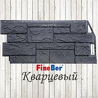 """Фасадная панель  Fine Ber """"Камень природный"""" (Кварцевый)"""
