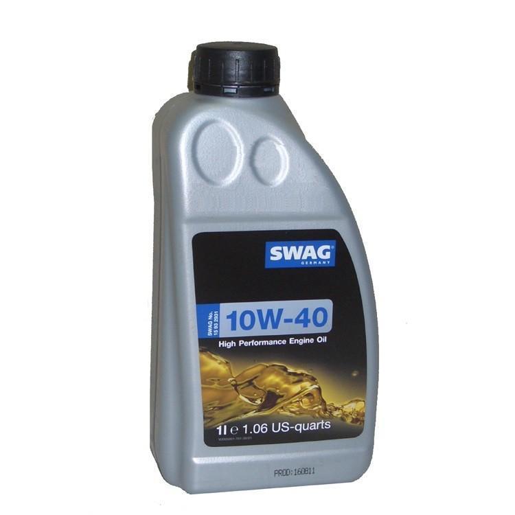 Моторное масло SWAG 15 93 2931 10w40 1л