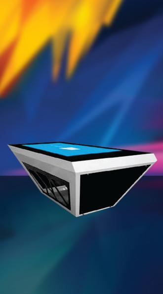 """Интерактивный сенсорный стол 32"""""""