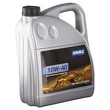 Моторное масло SWAG 10w40 5л в Алматы
