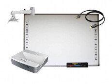 Интерактивный комплект Intech SR 83D + Optoma X320UST