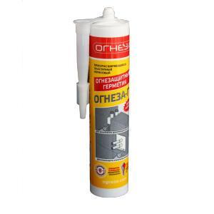 Огнезащитный герметик для деформационных (конструкционных) швов