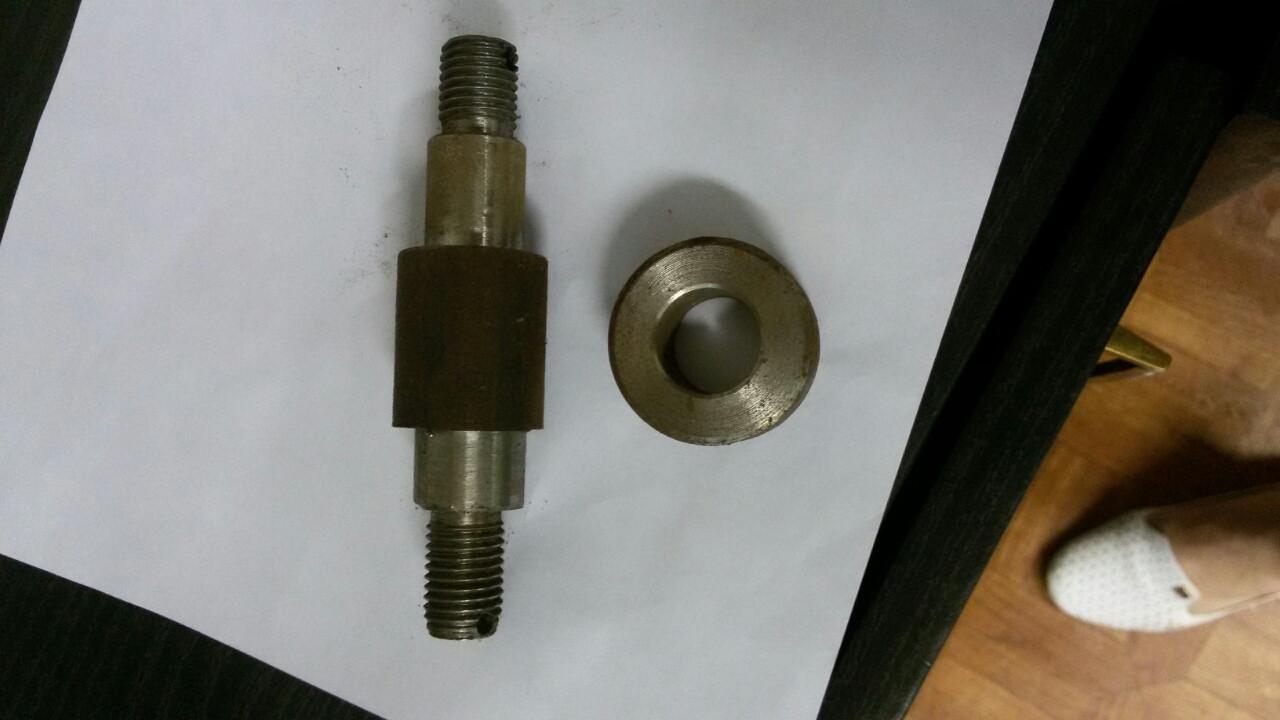 Натяжитель цепи средней щётки ЭД-244