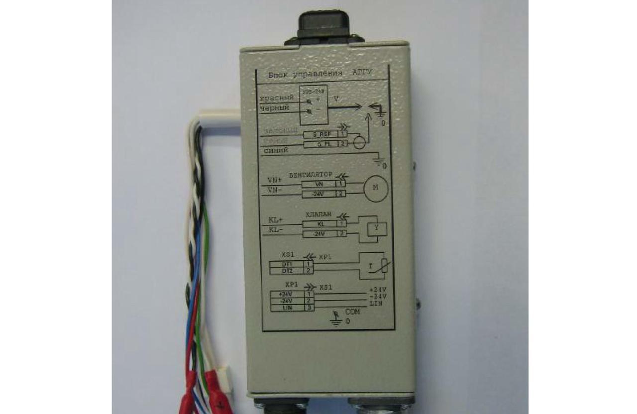 ВГЛА.468214.061 ПС Блок управление автономным газогорелочным устройством