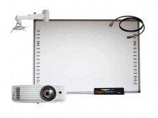 Интерактивный комплект Intech SR 83D + Optoma X308STe