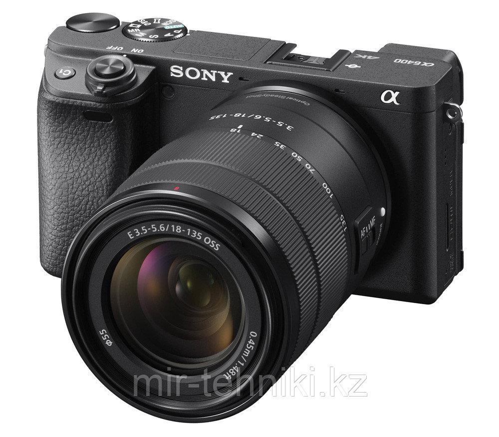 Фотоаппарат Sony A6400 kit 18-135 mm f/3.5-5.6 OSS
