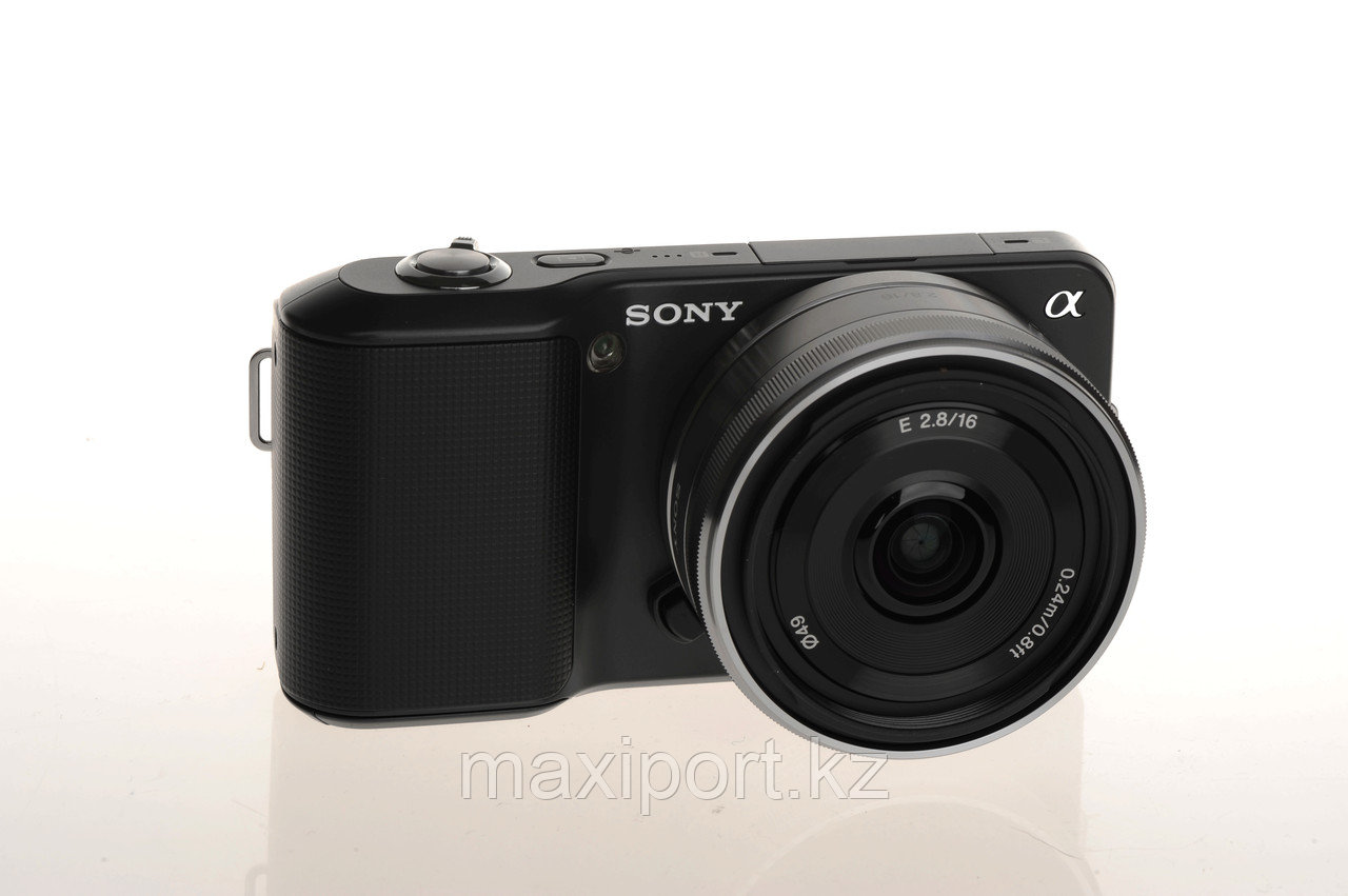 Sony alpha nex-3 16mm объектив в комплекте
