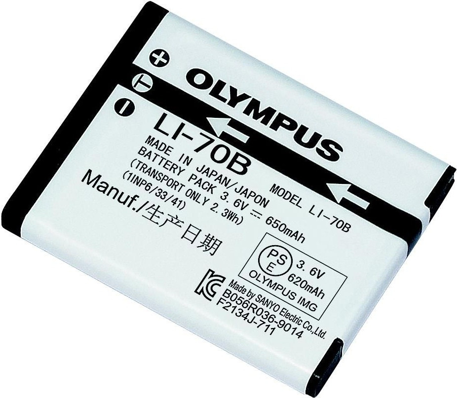 Батарея OLYMPUS LI-70B