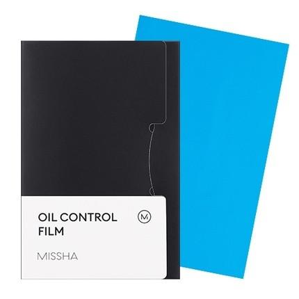 Матирующие салфетки для лица Oil Control Film