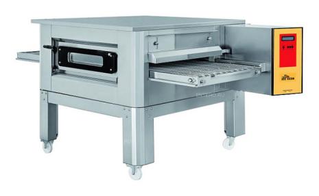 Печь для пиццы конвейерная ITPIZZA T80