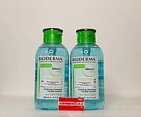 BIODERMA 500мл SEBIUM H2O вода мицелярная с помпой для жирной кожи