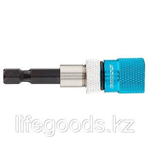 Адаптер для бит с ограничителем и двойным магнитом, 1/4 Gross, фото 2