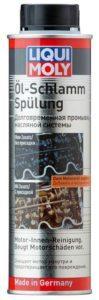 Долговременная промывка двигателя LIQUI MOLY OL-SCHLAMM-SPULUNG 300ML