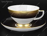 Сет чашек для эспрессо Rio Black ( черный )