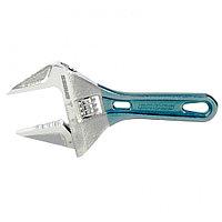 Ключ разводной, 150 мм, CrV, укороченная ручка Gross 15564
