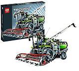 Конструктор Lepin Technic Уборочный комбайн 20041 (Аналог LEGO Technic 8274) 1107 дет, фото 4