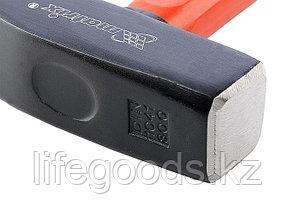 Молоток слесарный, 1000 г, фибергласовая обрезиненная рукоятка Matrix 10360, фото 2