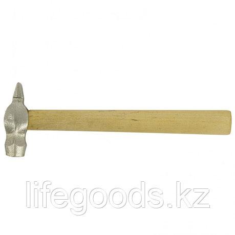 Молоток слесарный, 500 г, круглый боек, деревянная рукоятка Россия 10240, фото 2
