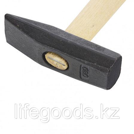 Молоток слесарный, 800 г, квадратный боек, деревянная рукоятка Россия 10272, фото 2
