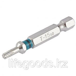 Набор бит TORX 15 х 50, сталь S2, 10 шт. Gross 11469, фото 2