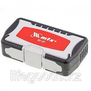 Набор бит, магнитный адаптер, CrV, пластиковый кейс, 64 шт. Matrix 11327, фото 2