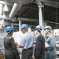Проведение экспертизы по промышленной безопасности