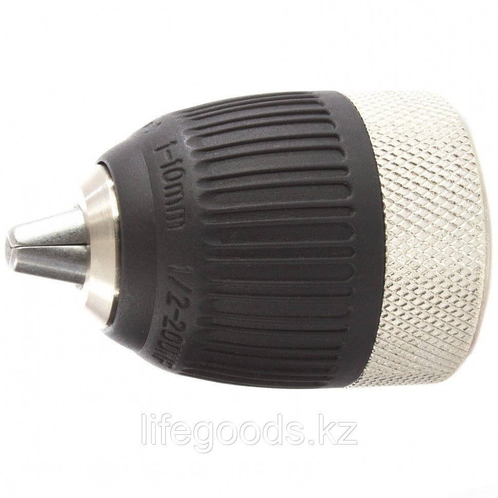 Патрон для дрели быстрозажимной c autolock 1-10 мм, 1/2 Matrix 16805
