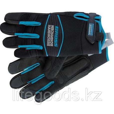 Перчатки универсальные комбинированные Urbane, XXL Gross 90323, фото 2