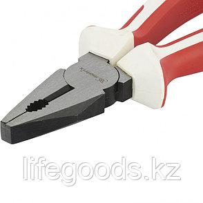 Плоскогубцы Premium, 200 мм, трехкомпонентные рукоятки Matrix 17072, фото 2