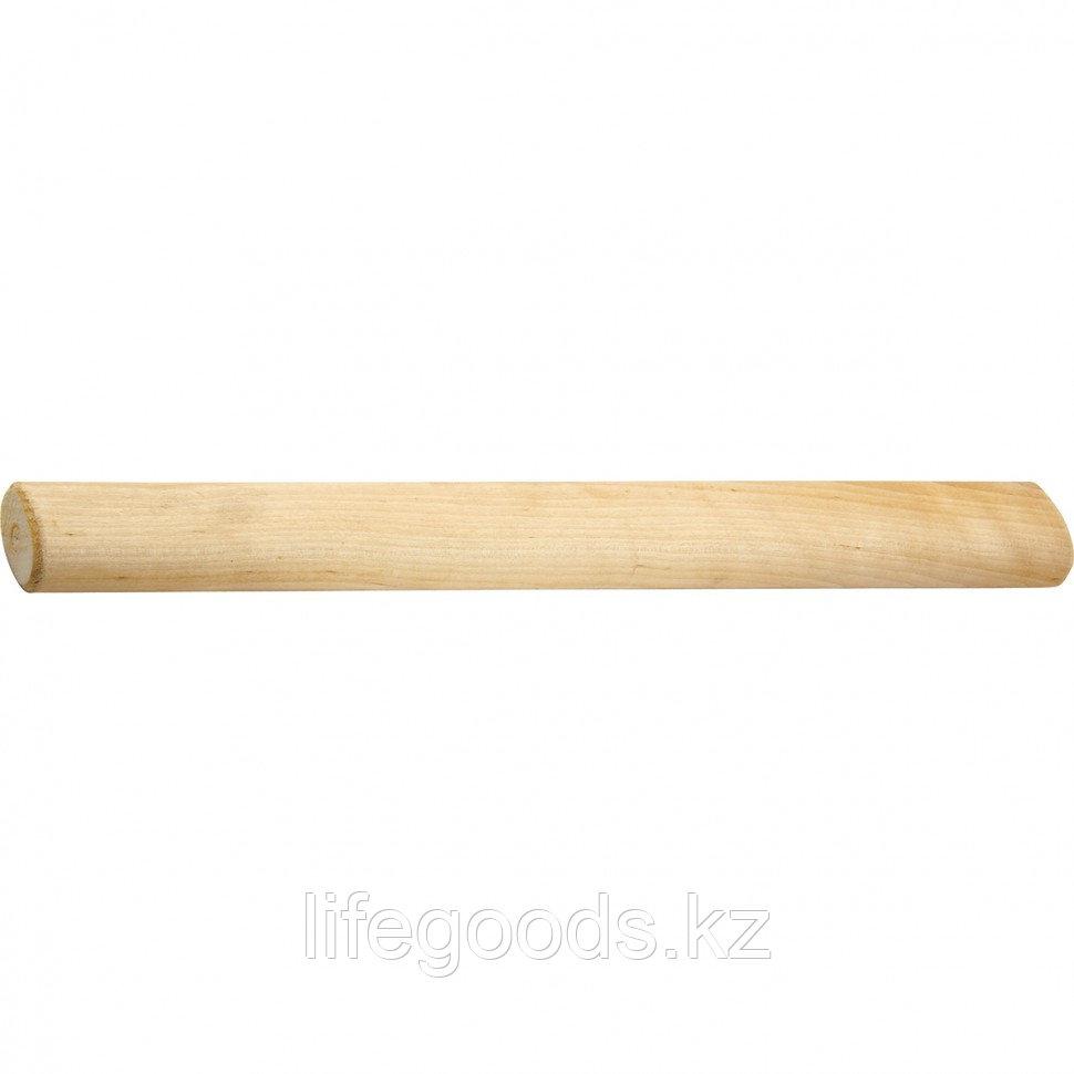 Рукоятка для кувалды, шлифованная, Бук, 600 мм Сибртех 11004