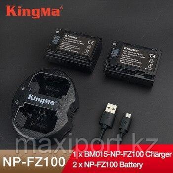 Зарядка sony np-fz100 NP-FZ100, фото 2