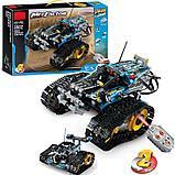 Конструктор Аналог Lego 42095, Decool Technic 3502 Скоростной вездеход с ДУ, фото 2